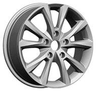 Replica Legeartis Optima VW54 R17/7J PCD 5x130 ET 50 ЦО 71,6 - фото 1