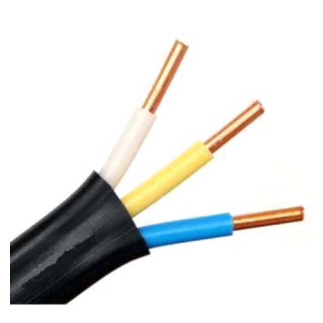 кабель ввг-пнг(а) 3х6,0 5м гост