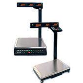 весы торговые масса-к / МК-15.2-ТВ21 / весы торговые масса-к мк-15.2-тв21 (светодиодный индикатор, клавиатура сверху, нпв: 15кг)