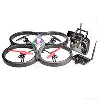 Радиоуправляемый квадрокоптер WL Toys V666N Camera UFO Barometer Sensor