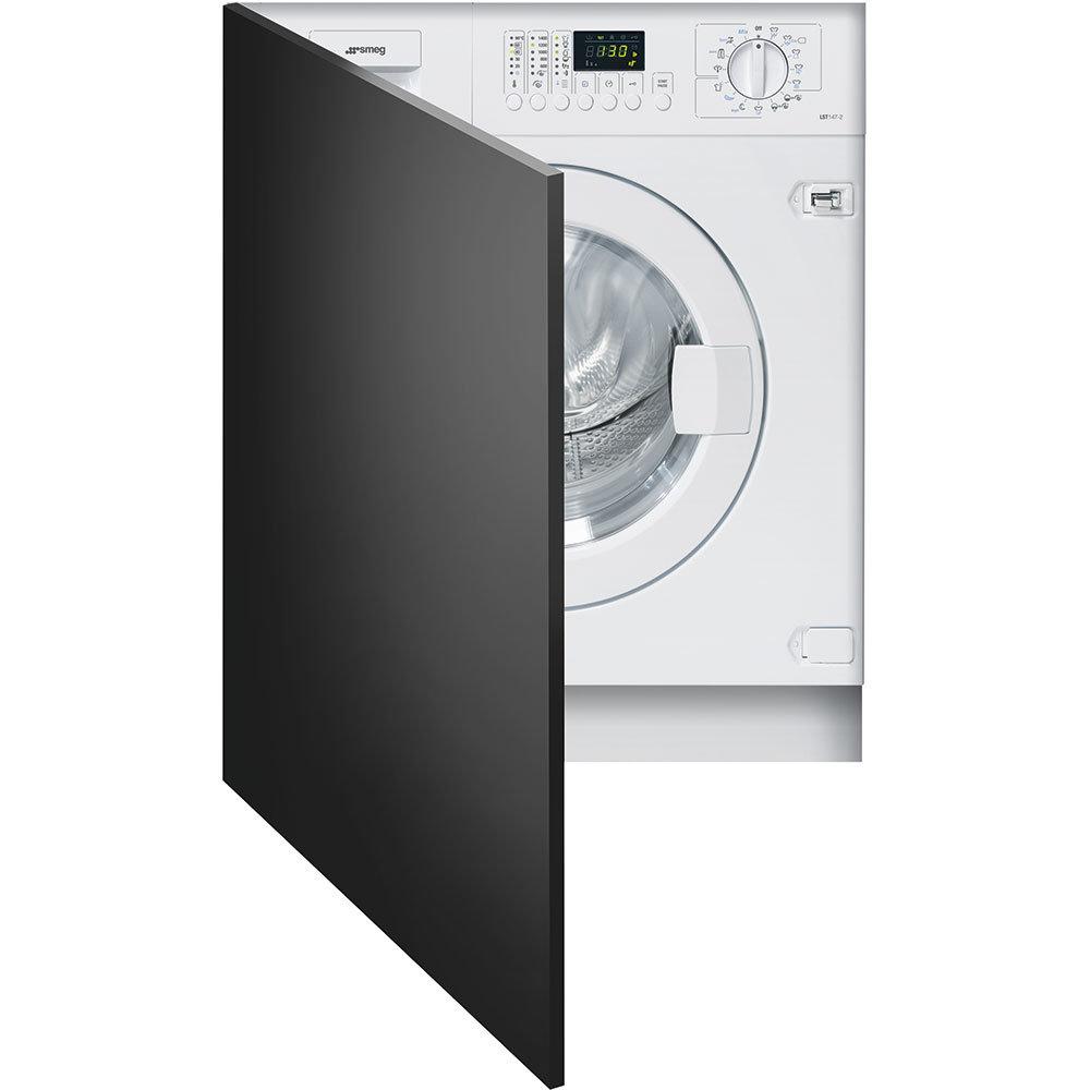 Полновстраиваемая стиральная машина Smeg LST147-2