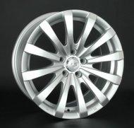 Диски LS Wheels 534 7,0x16 5x100 D73.1 ET38 цвет SF (серебро,полировка) - фото 1