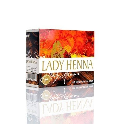 Краска Lady Henna