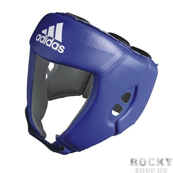 Шлем боксерский для соревнований, Синий Adidas S