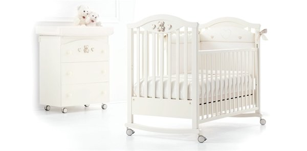 Детская комната Erbesi Amour