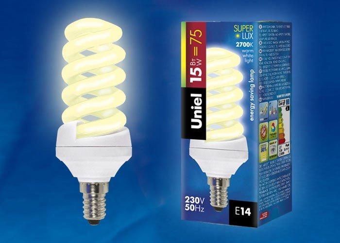 Отработанные энергосберегающие лампы
