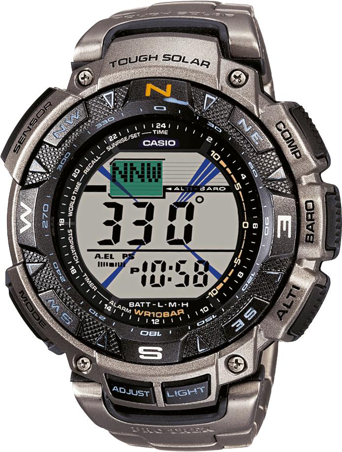 Наручные часы Casio Pro Trek PRG-240T-7E