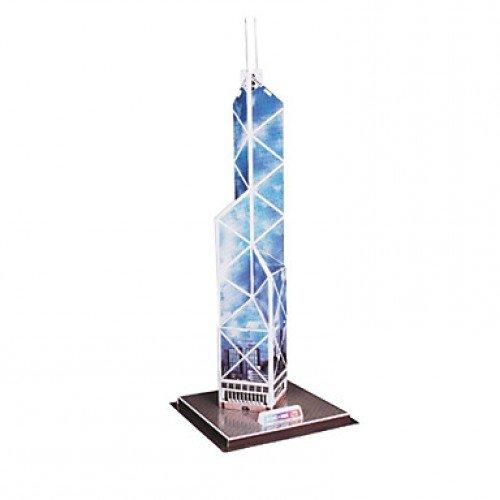 Объемный 3D пазл Bank of China Tower
