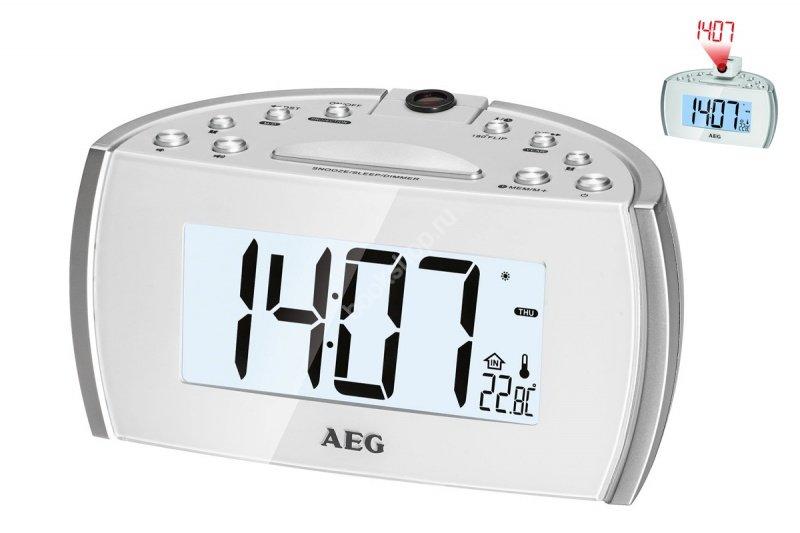радиоприемник AEG MRC 4119 P белый