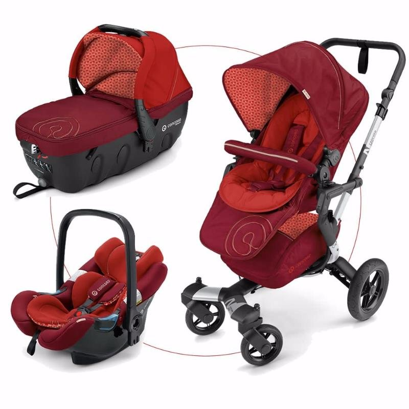 Коляска Concord Neo Travel Set 3 в 1
