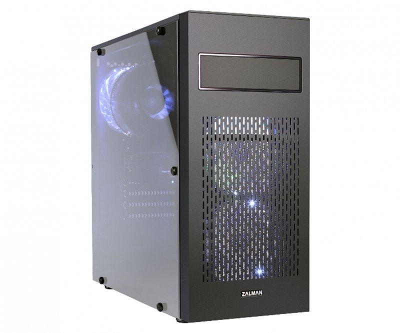 Корпус ZALMAN N2 black ATX Window