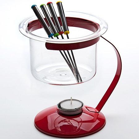Набор для фондю Mayer&Boch 21380 0.79 литра с одной свечой, 8 предметов, Mayer&Boch (Майер энд Бош)