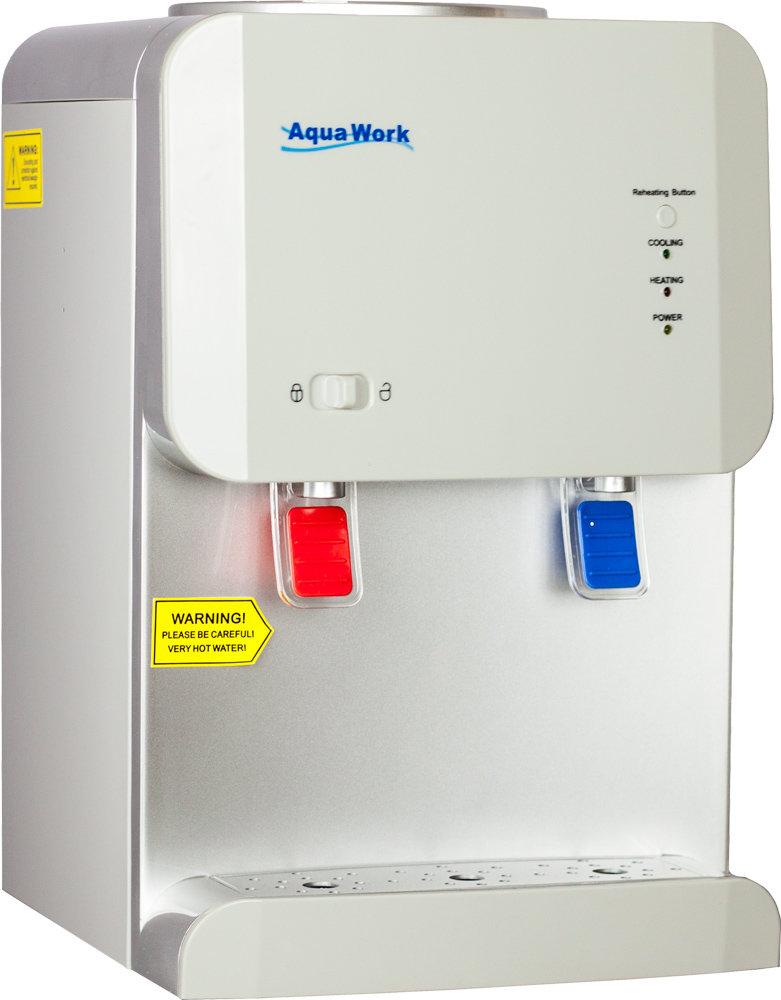 Кулер для воды настольный Aqua Work 105-TD