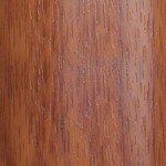 Пластиковый порожек Cezar Махагон (Красное дерево) PVC LPL30 M-18 1800 x 30 x 6 мм (ламинированный, под дюбель)