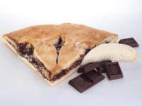 Пирог-бестселлер с бананом и шоколадом 1000 гр.