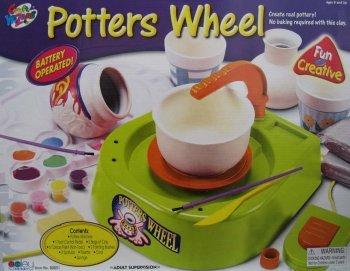 Гончарный круг Galey Toys