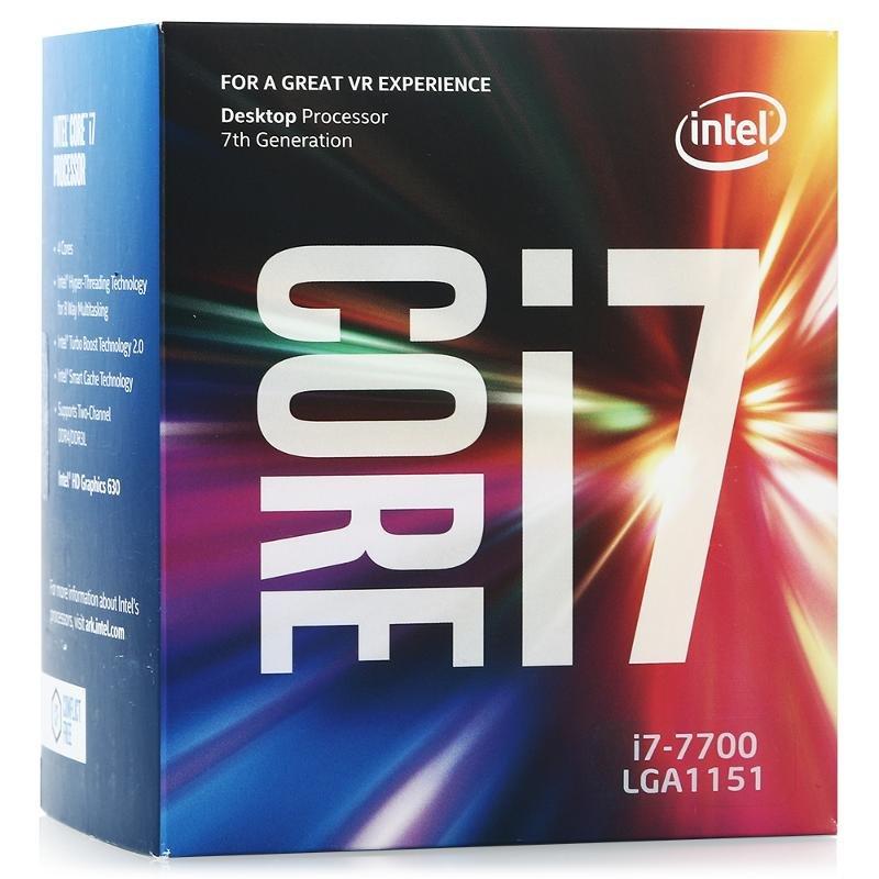 процессор Intel Core i7-7700, BOX