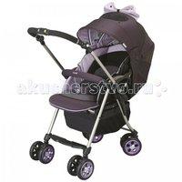 Прогулочная коляска Combi Miracle Turn Premier Purple Leaf