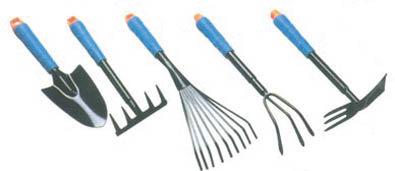 Набор садово-огородных инструментов (5 предметов)