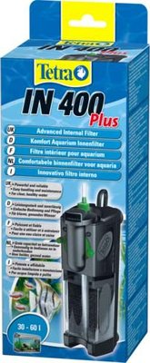 """Внутренний фильтр Tetra """"IN 400 Plus"""" для аквариумов до 60 л"""