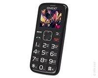 сотовый телефон ONEXT Care-Phone 5 Black