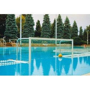 Ворота для водного поло Haspo свободноплавающие с сетками, 3х0,9 м Haspo Ворота для водного поло