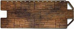Фасадная панель (цокольный сайдинг) Альта-Профиль Каньон Канзас