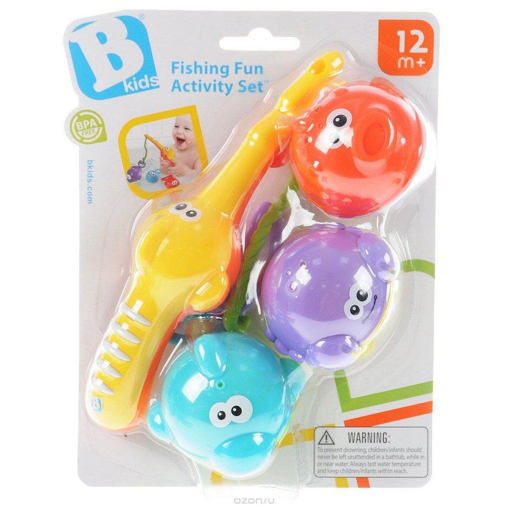 Игровой набор B kids Рыбалка