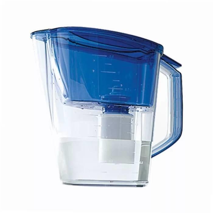 """- Фильтр для воды барьер """"гранд"""" индиго"""