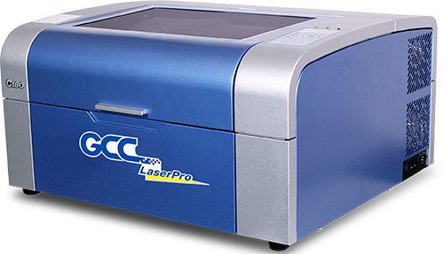Гравировальный станок GCC LaserPro C 180 II 12 W