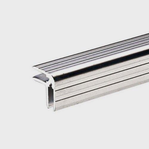 AdamHall 6136 - профиль алюминиевый 17х17 мм (паз 4 мм). Длина 4 м (цена за 1 м)