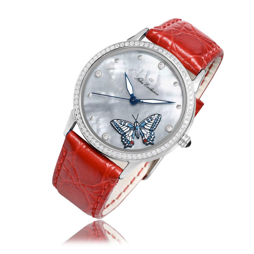 Женские часы Ника 1860.53.9.17A Мужские часы Fossil FS5264