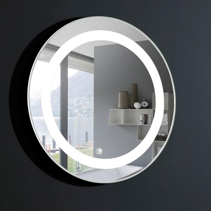 Зеркало с подсветкой Esbano ES-1192HD (780x780 мм.)