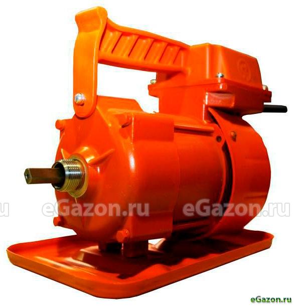 Глубинный вибратор для бетона электрический Красный Маяк ИВ-117 (ИВ-75, ИВ-113, ИВ-116)