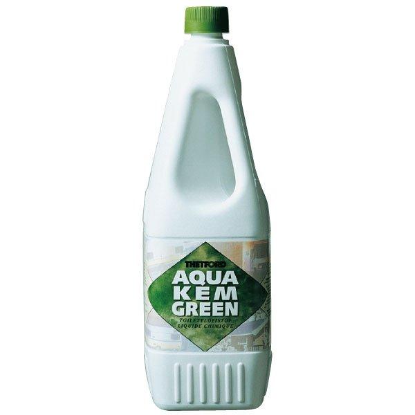 Жидкость для биотуалета THETFORD Aqua Kem Green, нижний бак, 1.5 л