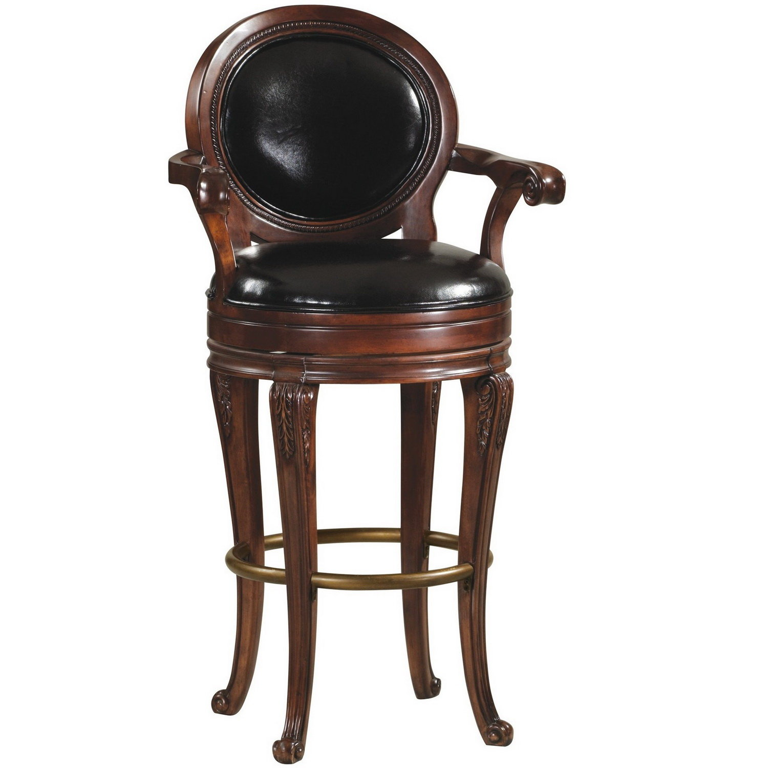 Барный стул Howard Miller Saranac Bar Stool (арт. 697-002)