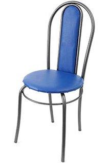 Стул для кухни (кожзам синий) 482772