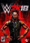 WWE 2K18 [электронная версия для PC]