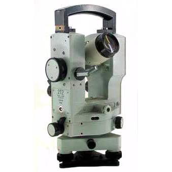 Оптический теодолит уомз 2Т2А, Поверен
