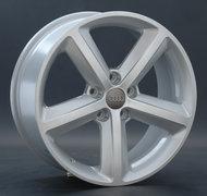 литой колесные диски Replica Audi (A55) 8x18 ET39 PCD5*112 (Серебро) DIA 66.6 - фото 1