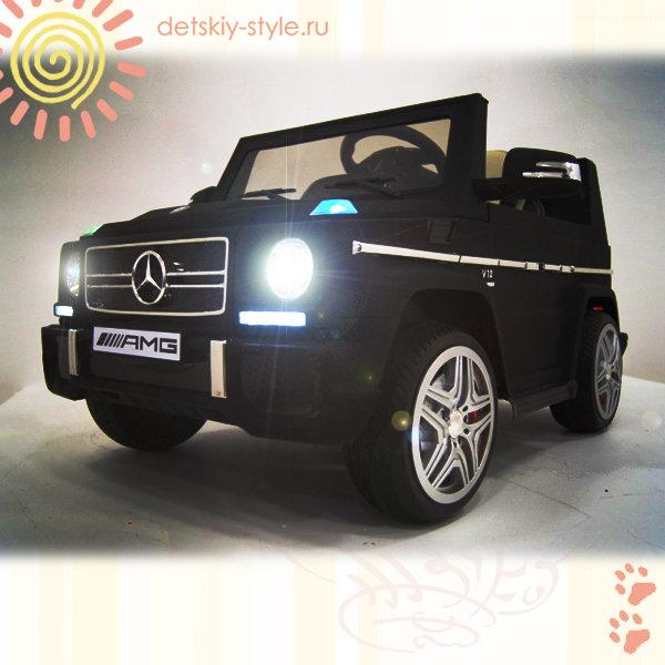 Электромобиль RiverToys Mercedes Benz G65 (Лицензия)