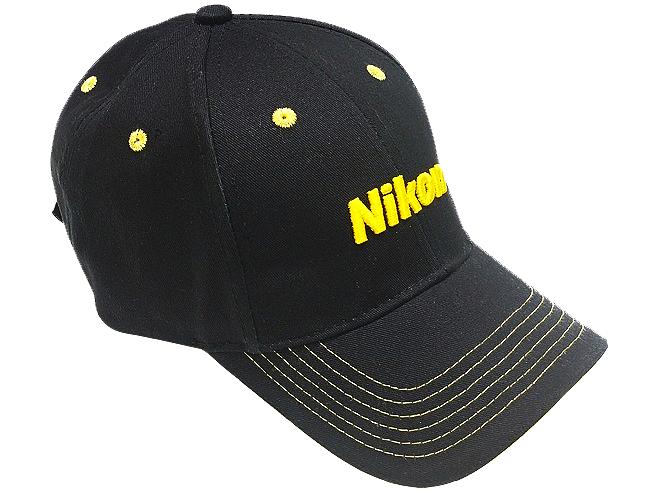 Nikon Бейсболка с логотипом