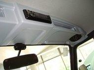 Полка акустическая под магнитолу и колонки УАЗ 469 (Hunter)
