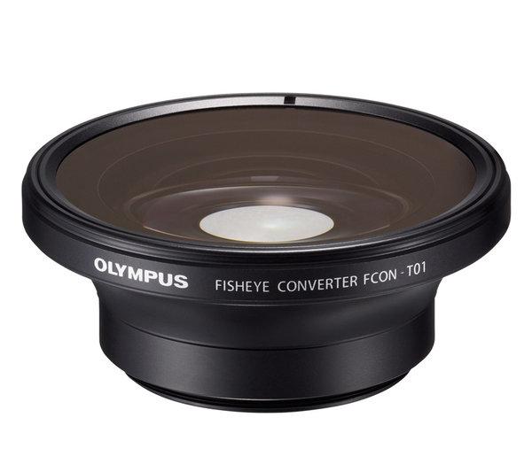 Конвертер OLYMPUS FCON-T01 «рыбий глаз» для TG-1, TG-2, TG-3, TG-4, TG-5
