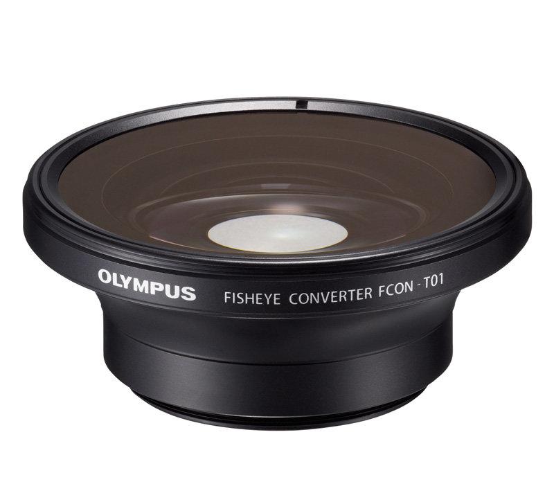 "Конвертер OLYMPUS FCON-T01 ""рыбий глаз"" (TG-1, TG-2, TG-3)"