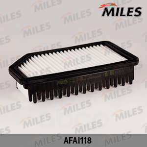 Фильтр Воздушный Hyundai Solaris 10-/Kia Rio Iv 11- Afai118 (Filtron Ap122/8, Mann C25016) Afai118 Miles арт. AFAI118