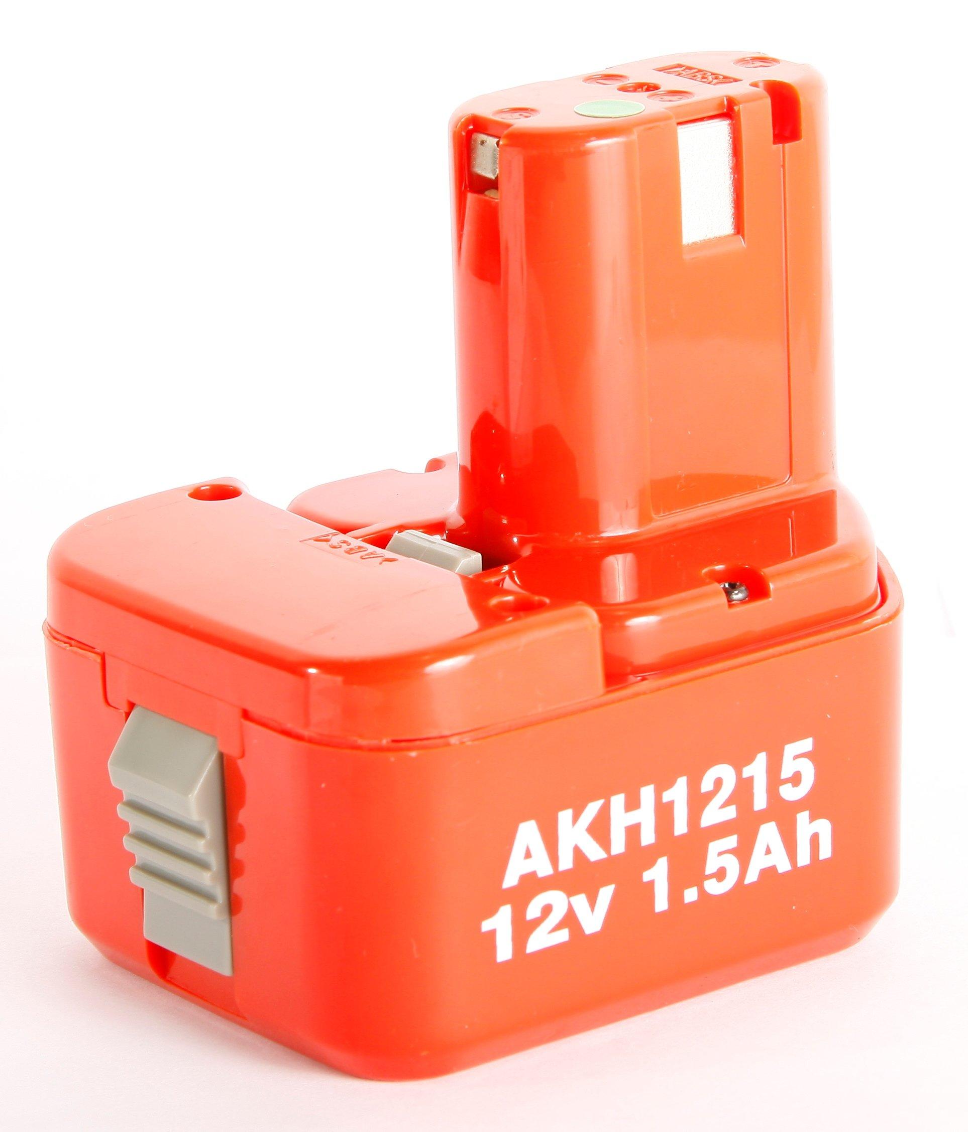 Аккумулятор Hammer Akh1215 12В 1.5Ач