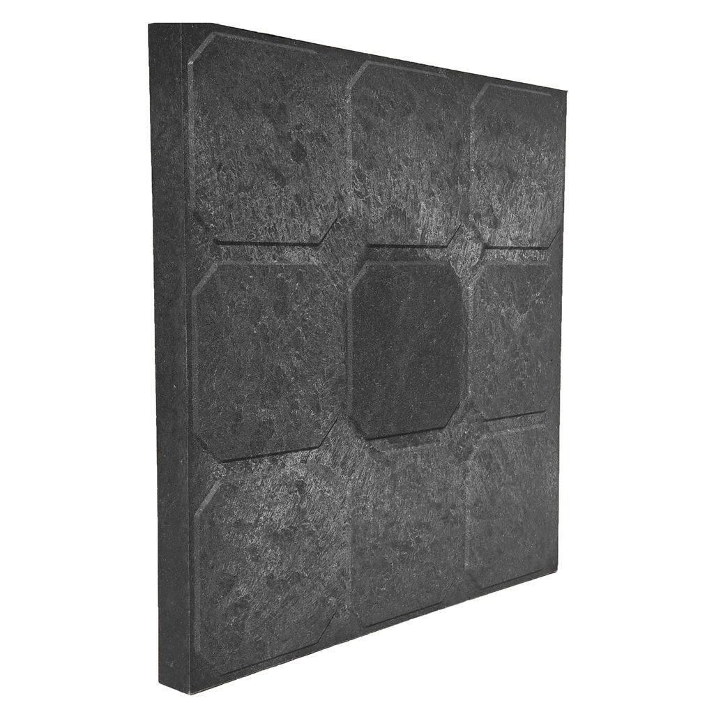 Laatta Плитка тротуарная лаатта серая Кубик-рубик