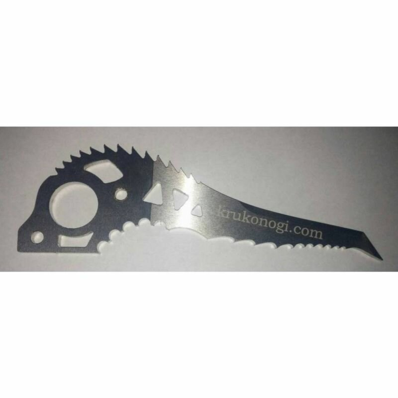Клюв сменный для Krukonogi Grivel Machine - Armor Steel Agressive
