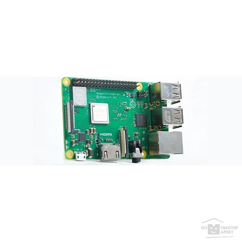 Raspberry Микрокомпьютер Pi 3 model B+ 43541